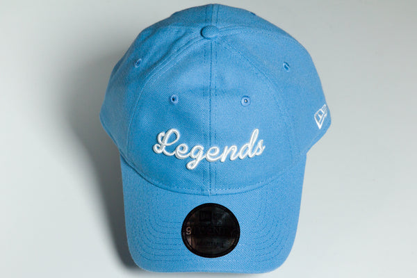 New Era Script Legends Sky Blue 9TWENTY