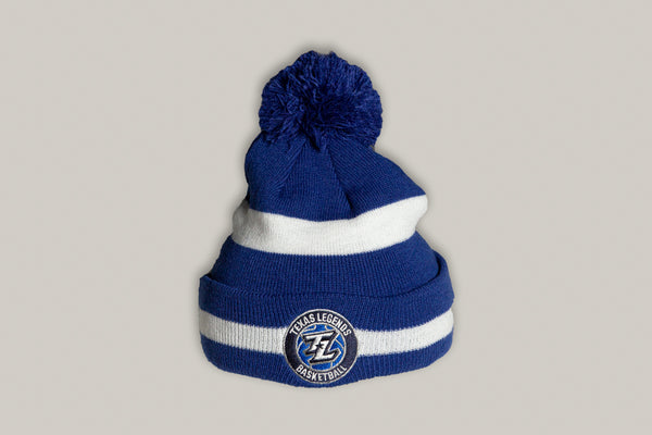 New Era Texas Legends Knit Pom