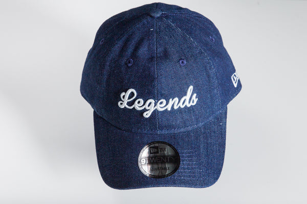 New Era Script Legends Denim 9TWENTY