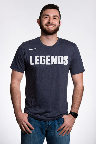Nike LEGENDS Navy Tri-Blend Tee