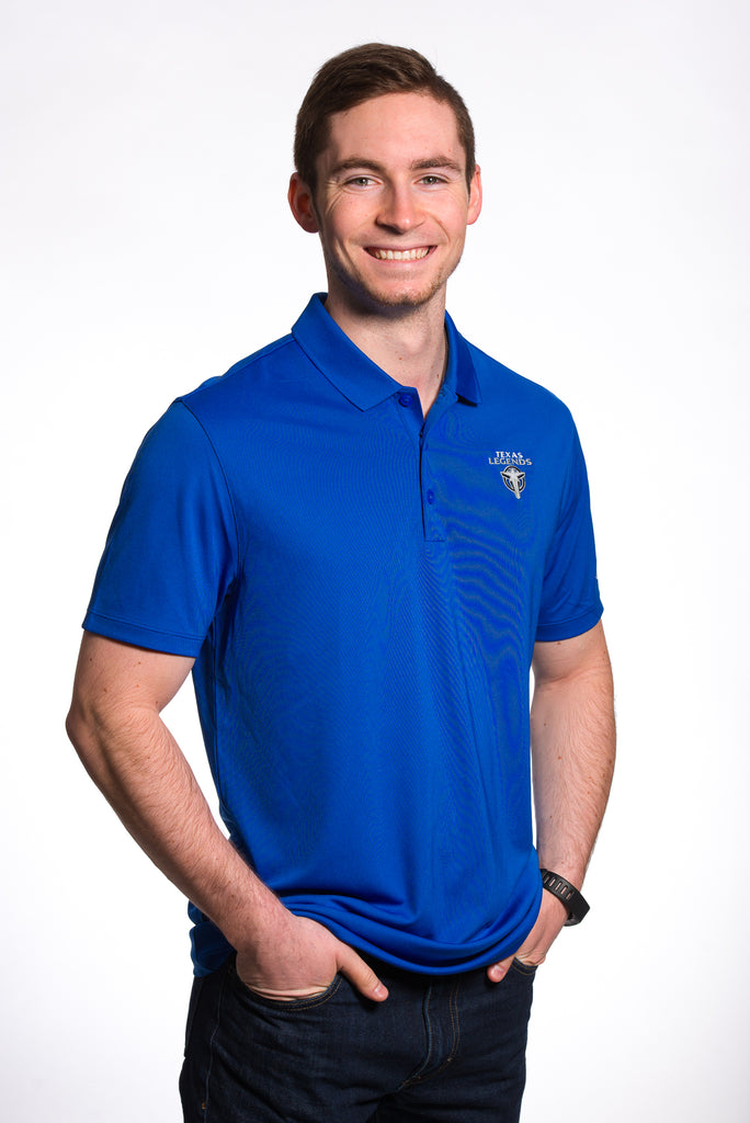 Nike Victory Solid Royal Blue Polo