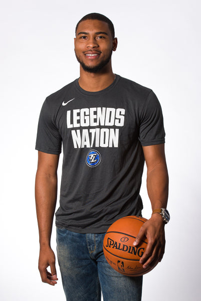 Nike Dri-Fit Legends Nation: SS Anthracite