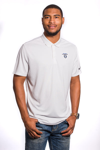 Nike Victory Solid White Polo