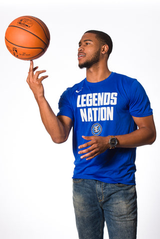 Nike Dri-Fit Legends Nation: SS Royal Blue