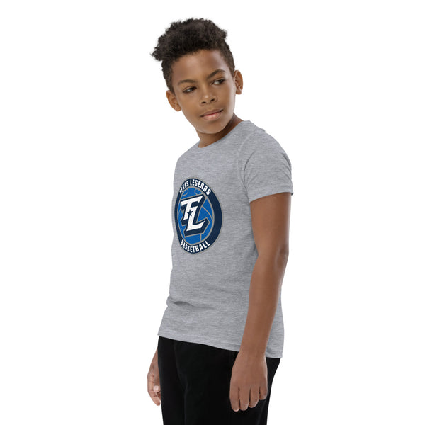 Legends Logo Collection - Youth Short Sleeve Tee