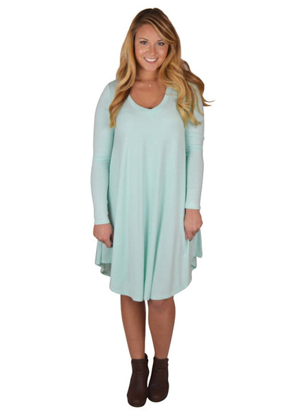 Light Mint Dress