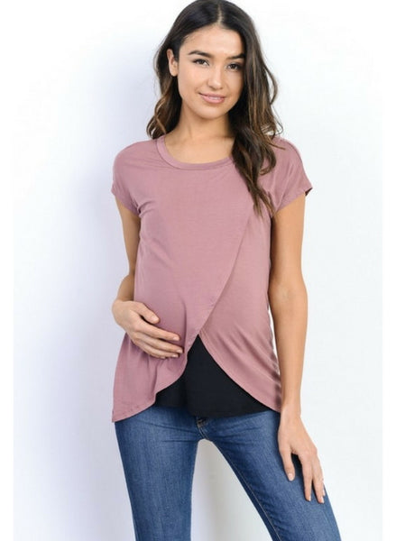 Hello Miz Maternity Nursing Top