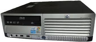 HP Compaq DC7700 Desktop - SALES JAMES