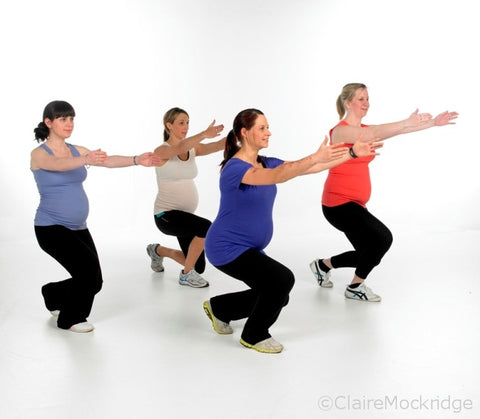prenatal exercise classes