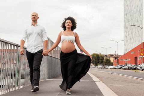 walking during pregnancy