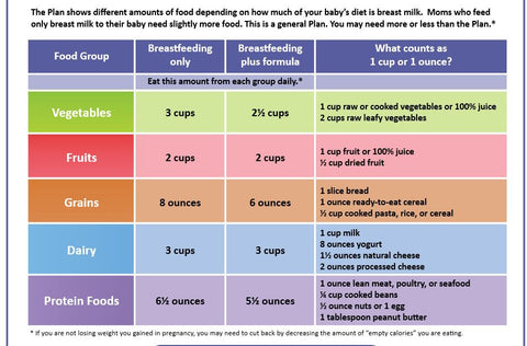 Pregnant Diet Plans Tried And Tested What To Eat How Much To Eat