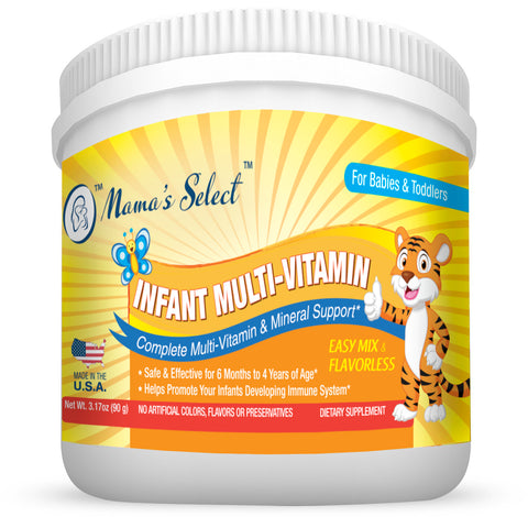 Infant Powdered Multi-Vitamins