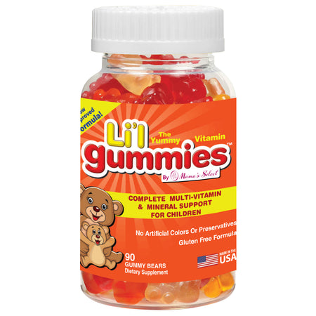 Mama's Select Li'l Gummies- UPC: 804879534327