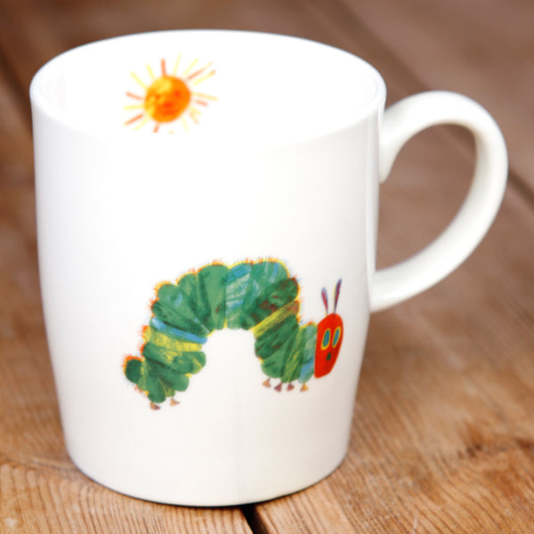 New Mug Monday: The Very Hungry Caterpillar Porcelain Mug by Portmeirion