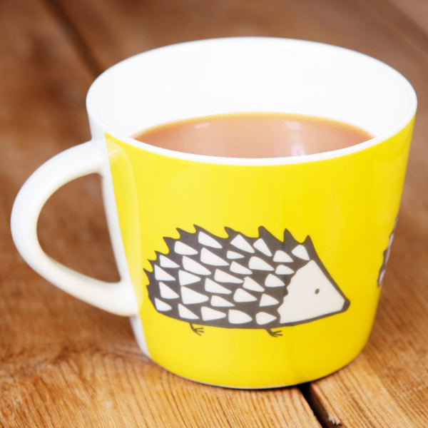 New Mug Monday: Spike Hedgehog Mugs by Scion