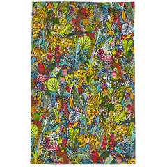 Ulster Weavers Menagerie Jungle Animals Contemporary Cotton Tea Towel