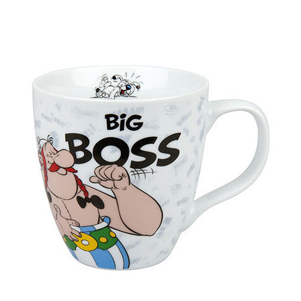 The Adventures of Asterix Obelix Big Boss Mug