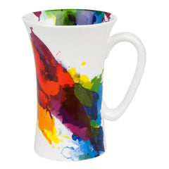 Konitz Watercolour Flow Mega Mug 580ml Large Bone China Cup