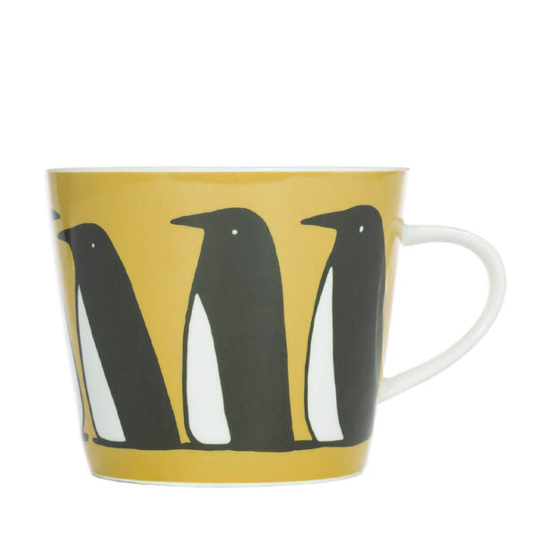 Scion Pedro Penguin Honey China Mug