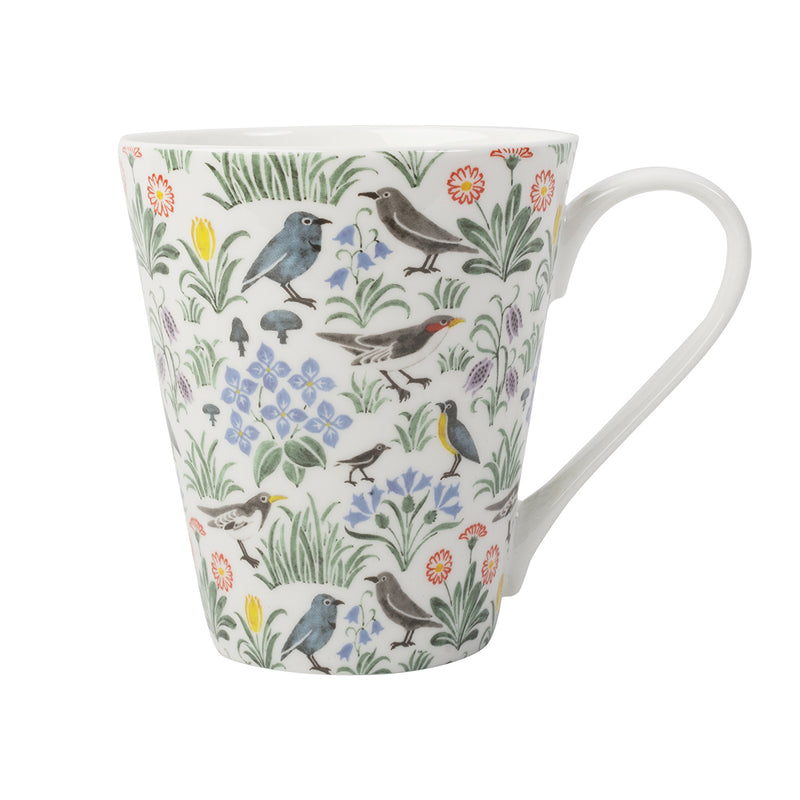Creative Tops V&A Voysey My Garden Fine Bone China Gift Boxed Mug