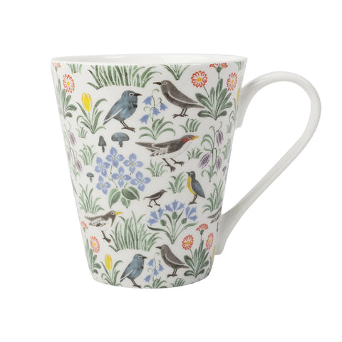 V&A My Garden China Mug by Creative Tops