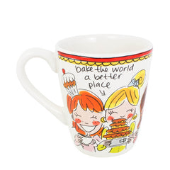 My Gifts Trade Blond Amsterdam Hot Tea Hot Gossip Mug 450ml Cup