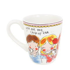 My Gifts Trade Blond Amsterdam You Are My Cup Of Tea Mug 450ml Cup