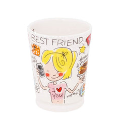 My Gifts Trade Blond Amsterdam Best Friend Large Mug 500ml Cup