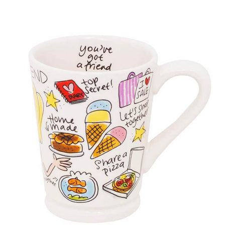 My Gifts Trade Blond Amsterdam Best Friend Mug £13.89
