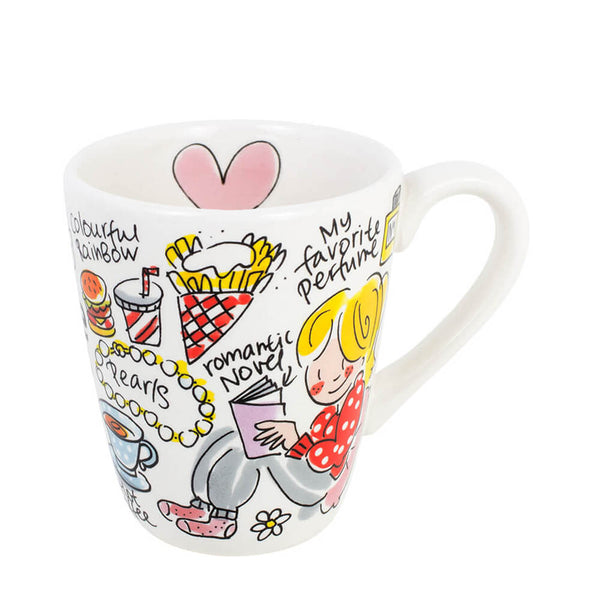 Blond Amsterdam My Favourite Things Mug