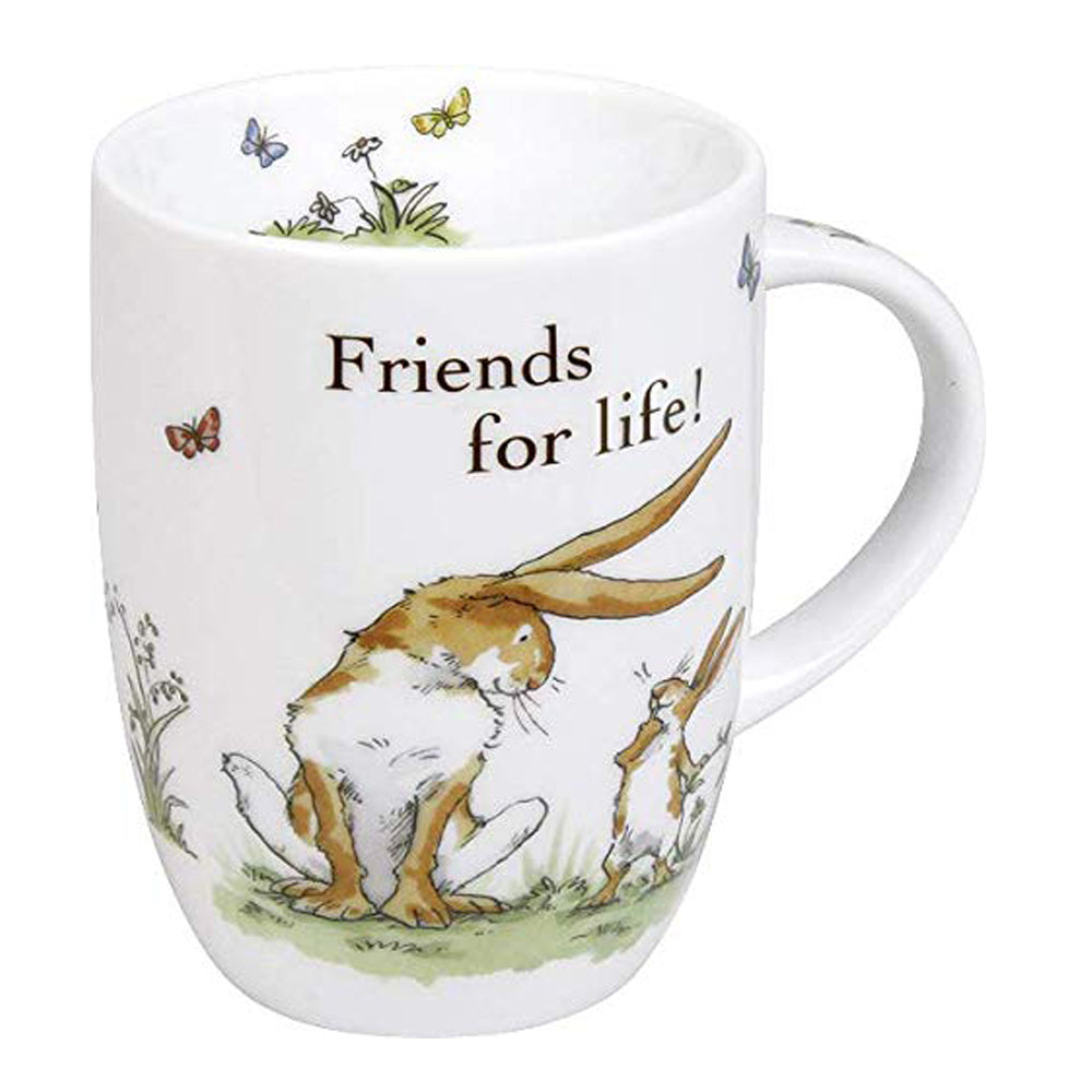 Koenitz Guess How Much I Love You Friends For Life Porcelain Gift Mug