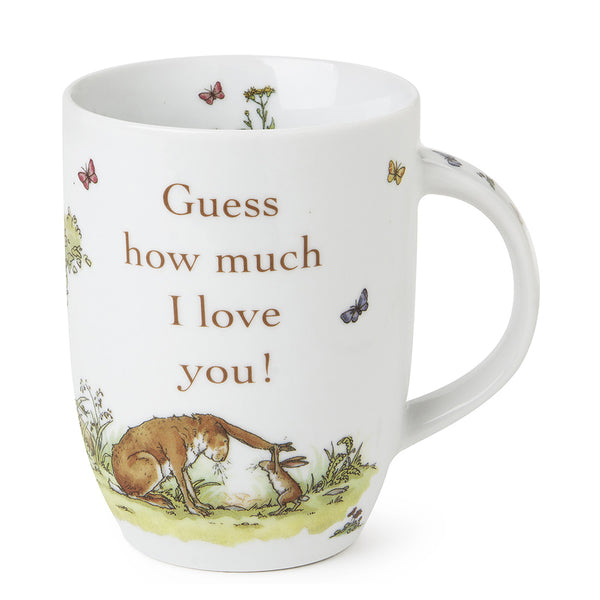 Guess How Much I Love You Mug