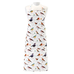 Ulster Weavers Madeleine Floyd Bird Song Cotton Kitchen Apron