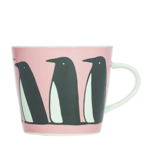 Scion Pedro Penguin Blush China Mug