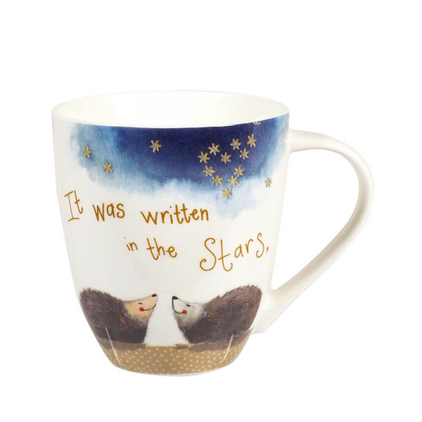 Alex Clark Written In The Stars China Mug