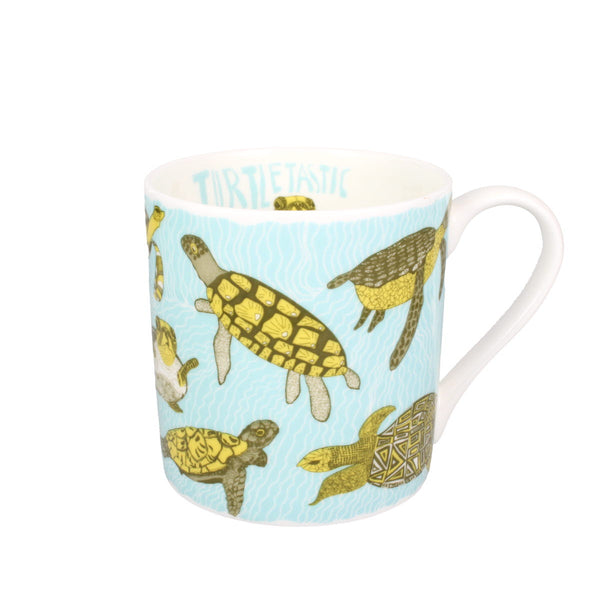Turtletastic China Mug