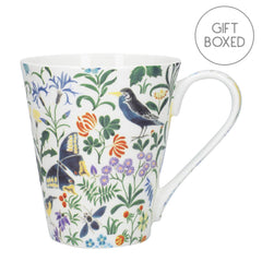Creative Tops V&A Voysey Bee Garden Fine Bone China Gift Boxed Mug