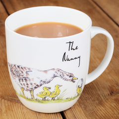 Country Pursuits The Nanny China Mug by Churchill China