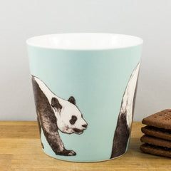 Churchill China Couture Animal Kingdom Panda Gift Fine China Mug