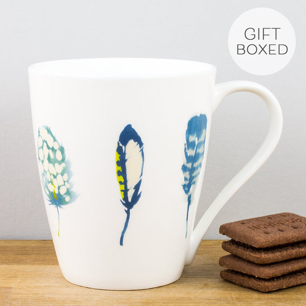 Harlequin Limosa Lagoon China Mug