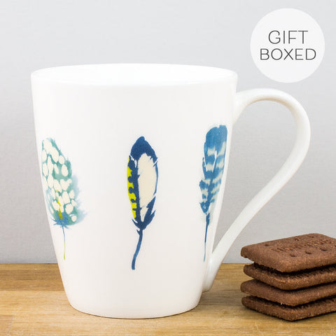 Harlequin Limosa Lagoon Mug by Churchill China