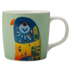 Maxwell & Williams Pete Cromer Australian Lorikeet Gift Boxed Mug