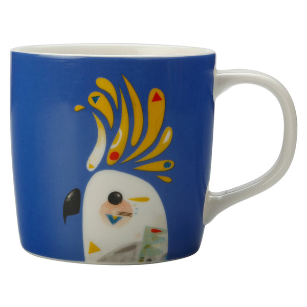 Maxwell & Williams Pete Cromer Cockatoo Mug