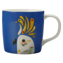 Maxwell & Williams Pete Cromer Australian Cockatoo Gift Boxed Mug