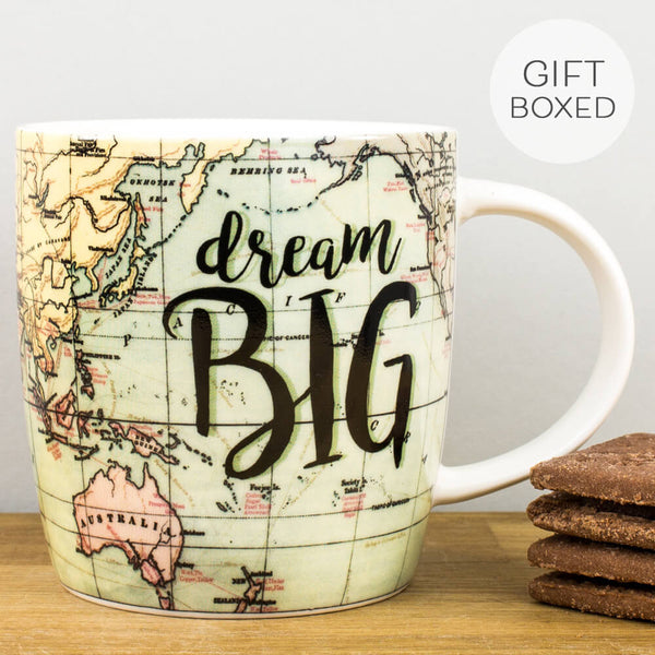 Buongiorno Dream Big China Mug