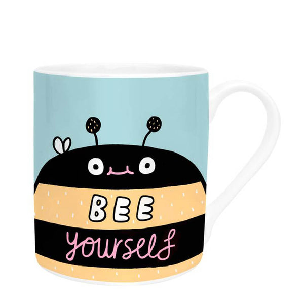 Gemma Correll Bee Yourself Mug