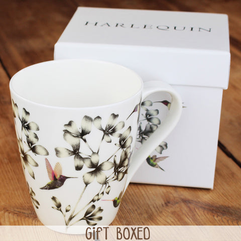 Harlequin Amazilia Opal Mug by Churchill China