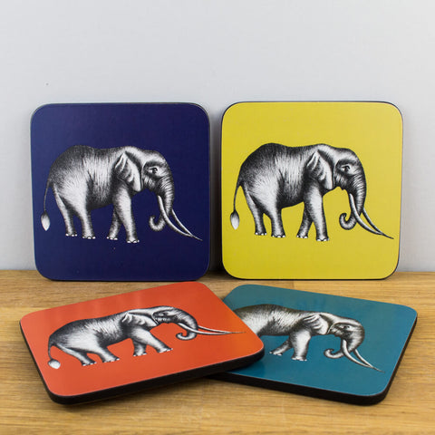 Harlequin Savanna Set of 4 Coasters by Churchill China