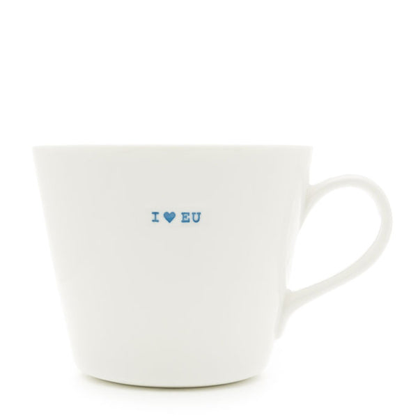 Keith Brymer Jones I Heart EU Porcelain Mug