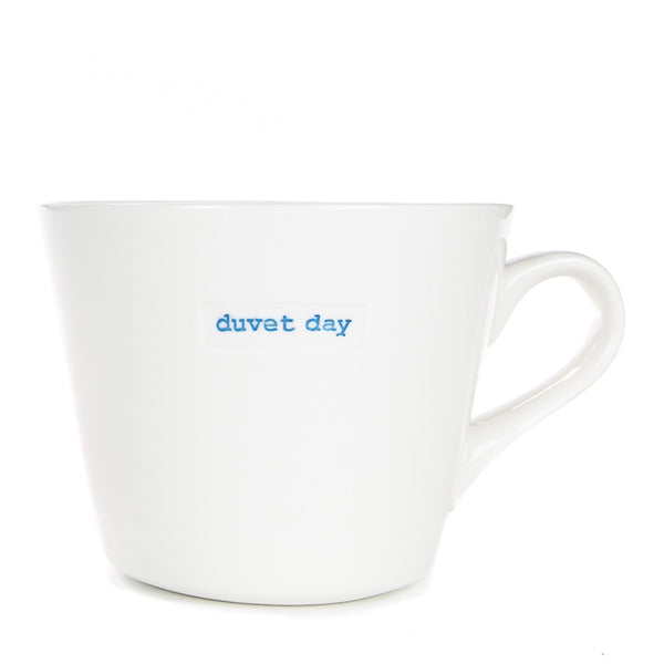 Keith Brymer Jones Duvet Day Porcelain Mug